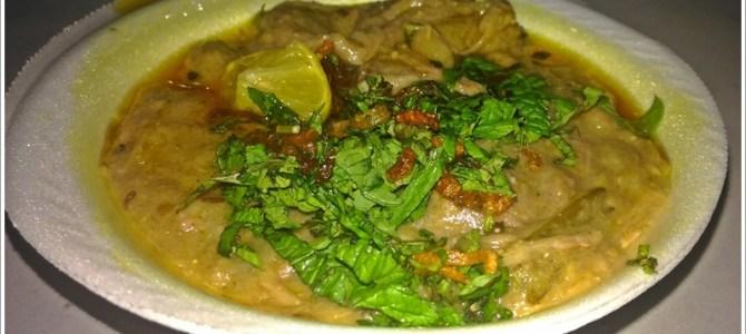 Haleem ~ Crowning Glory of Ramadan Iftaar