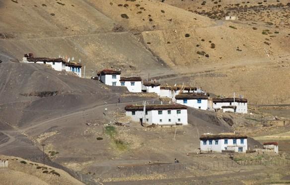 spiti-hikkim-village