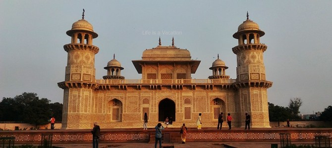 Baby Taj ~ A jewel box for Itmad-ud-Daula