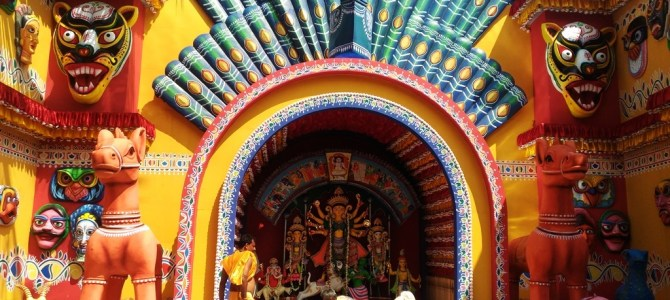 10 Best Kolkata Durga Puja in 2016