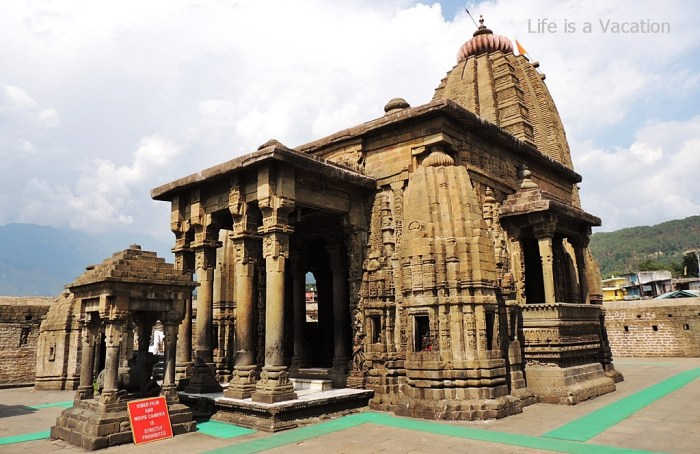 Temples in Kangra - Baijnath