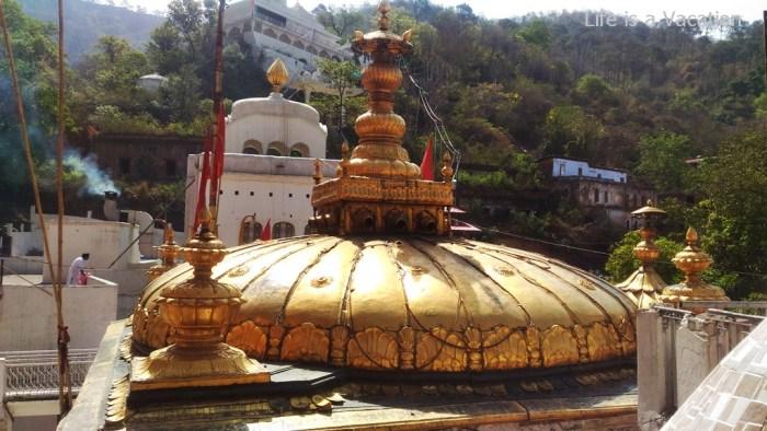 Temples in Kangra - Bajreshwari