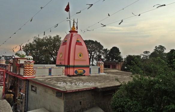 Temples in Kangra -Kunal Pathri