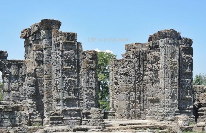 Temples of Kashmir-Mattan