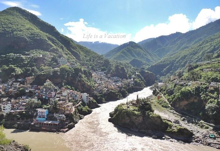 Alaknanda River-DevPrayag