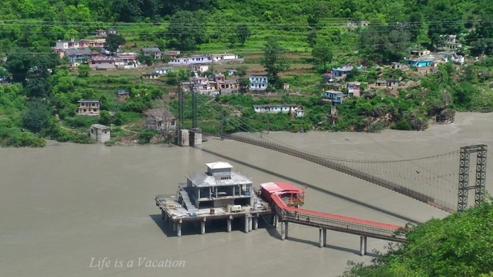 Alaknanda River-DhariDevi