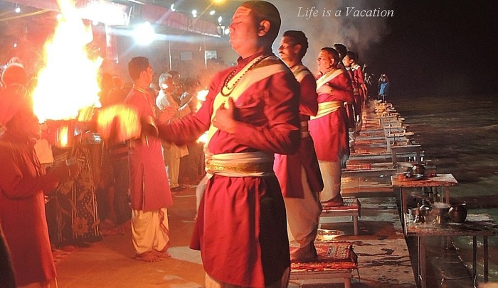 Photo Story Of Ganga Aarti In Rishikesh