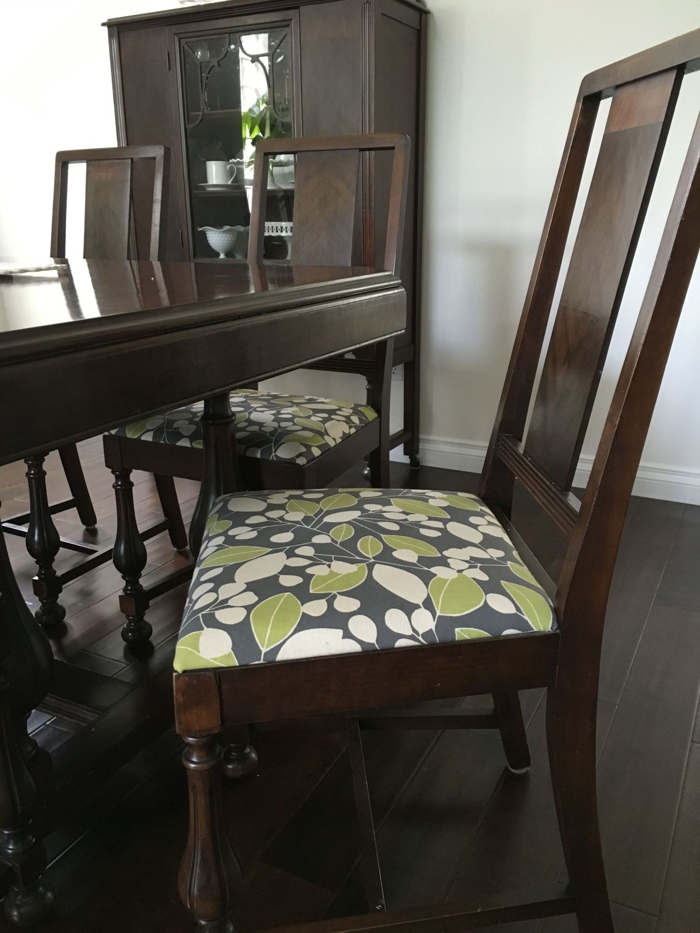 Dining Room Chair DIY