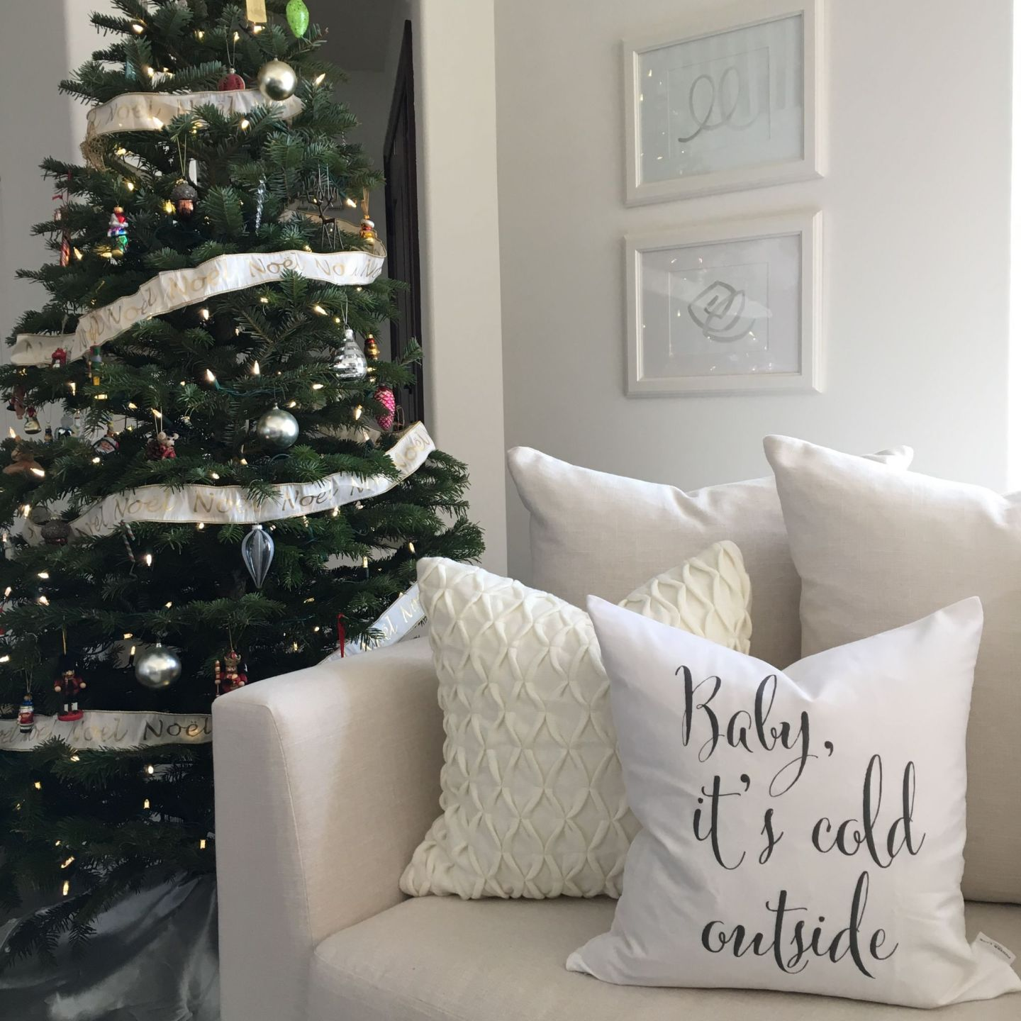Holiday Home Tour – Part 2