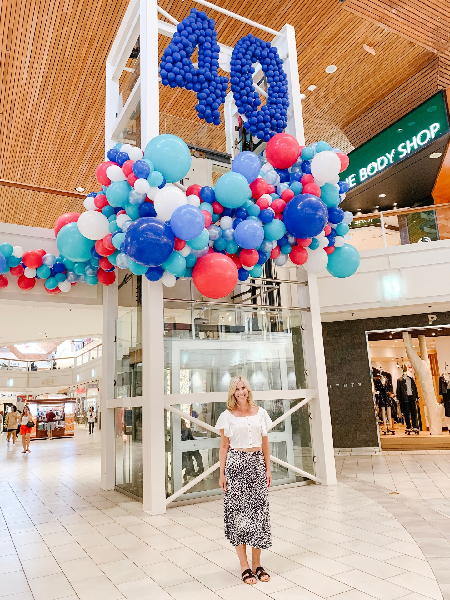 Coquitlam Centre's 40th Birthday Faves