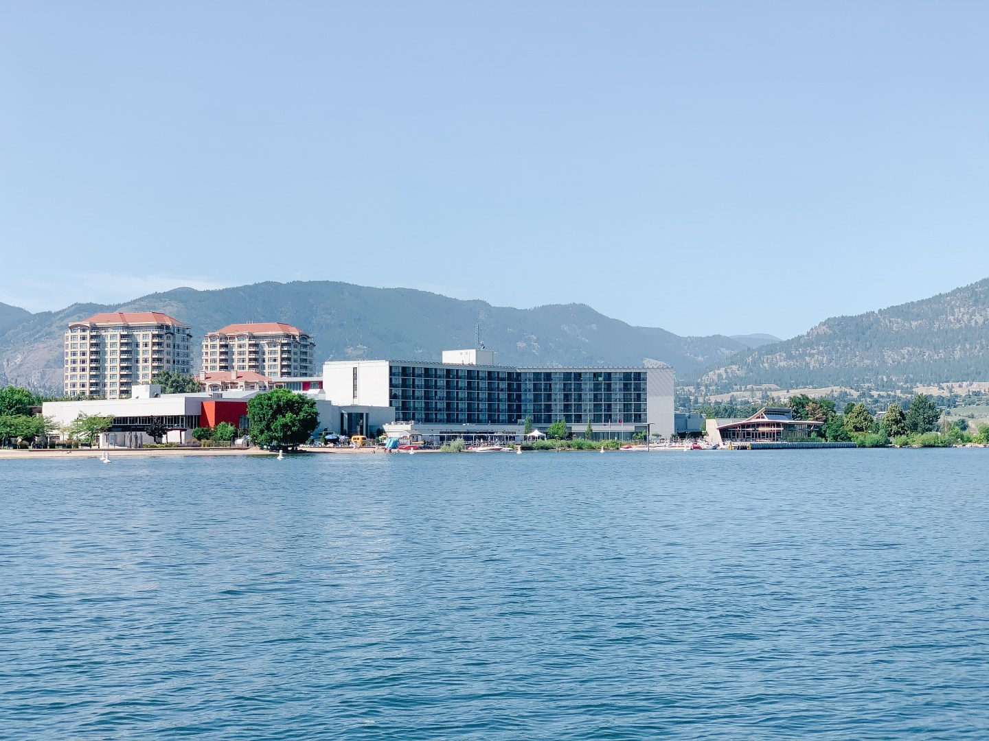 Our visit to Penticton Lakeside