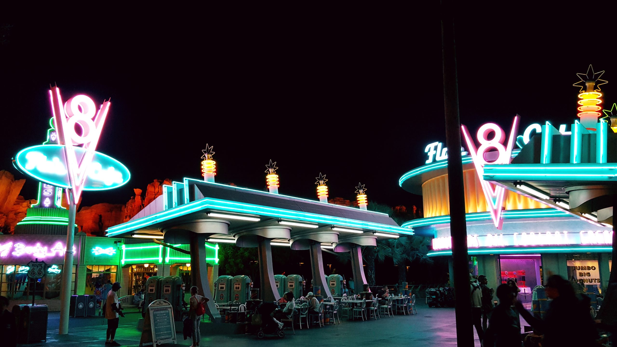 Disneyland Travel Planning