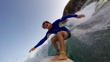 Barra de la Cruz Surf