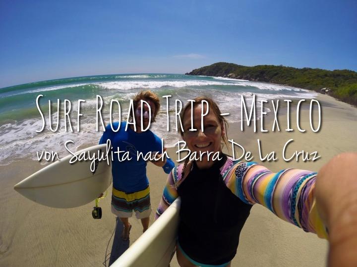Surf Road Trip Mexico