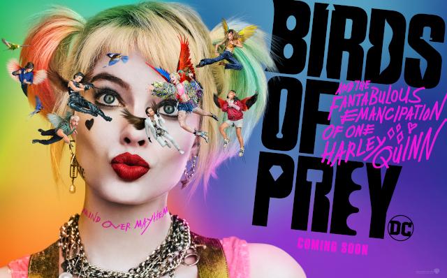 『ハーレイ・クインの華麗なる覚醒 BIRDS OF PREY』にジョーカーは出る?ネタバレ解説!