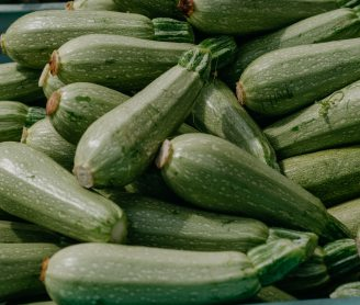 small courgettes