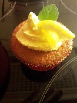 Zitronen-Buttermilch-Muffins von Dany M.
