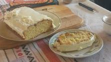 Zitronenkuchen mit Frischkäse von Annette N.