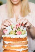 Style-Shooting mit Cupcakes, Torten und Vanessa