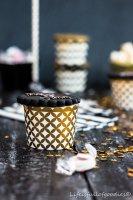 Art Deco mit der Schönhaberei & Bananen Schoko Cupcakes