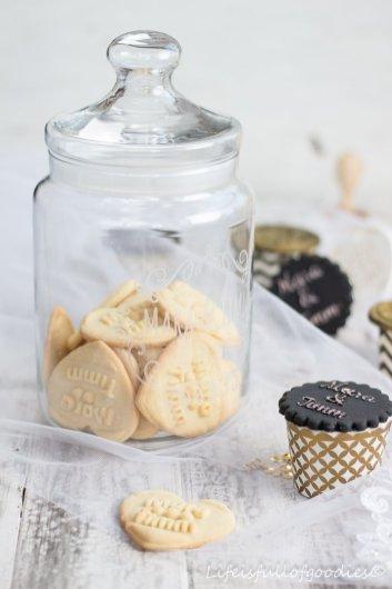 Personalisiertes von Personello und ein Keksrezept