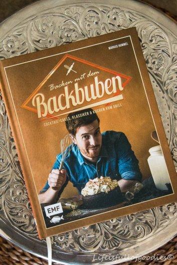 """Kardamom-Mini-Donuts aus """"Backen mit dem Backbuben"""" und eine Buchverlosung!"""