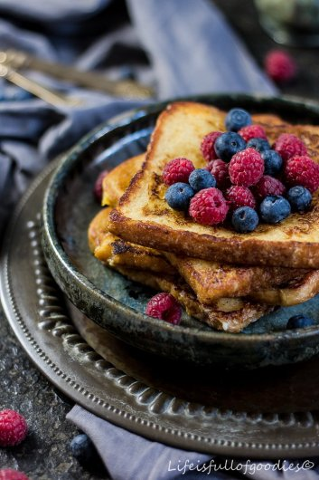 """""""Foodies for Sailors"""" - French Toast in zwei Varianten"""