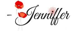 Jenniffer life is messy and brilliant signature