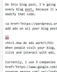 how to put ads on a blog3