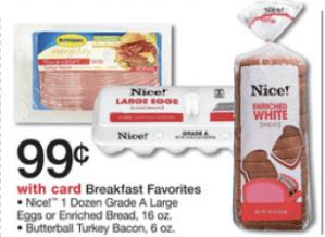 FREE Turkey Bacon at Walgreens