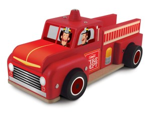 FREE Build & Grow Fire Truck at Lowe's