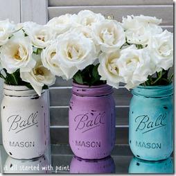 5 Beautiful Mason Jar DIY's