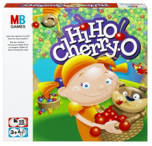 Hi Ho Cherry-O Game ONLY $5.99