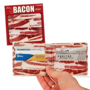 Bacon Wallet – For That Person That Has Everything!