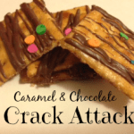 Caramel & Chocolate Crack Attack Recipe