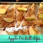 Easy Apple Pie Roll-Ups Recipe