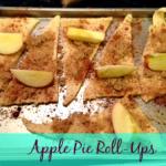 Easy Apple Pie Roll-Ups Recipe
