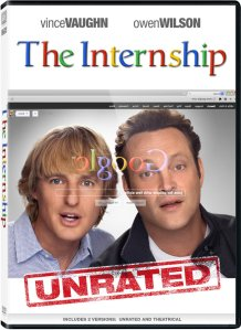 The Internship on DVD for Only $2.99