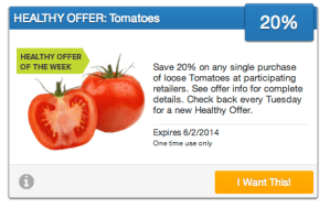 Save 20% on any Single Purchase of Loose Tomatoes