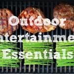 Eight Outdoor Summer Entertainment Essentials