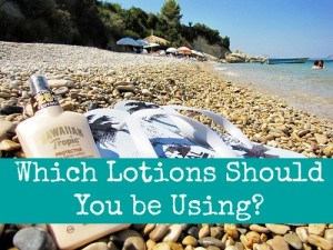 Which Hand and Body Lotions Should You Use?