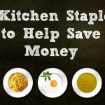5 Kitchen Staples to Help Save Money