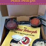 Papa Murphy's Mini Murph Make 'N' Bake Pizza Kit: Why it's Perfect for Kids!