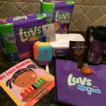 Have a Leak Free Holiday Season with Luvs! #LuvsLeakFreeHoliday