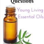 Frequently Asked Questions: Young Living Essential Oils