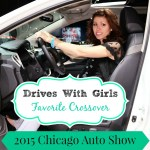 Drives With Girls Favorite Crossover of the Chicago Auto Show: 2015 All-New Nissan Murano