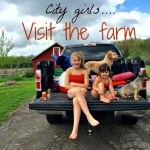 City Girls Head to the Farm