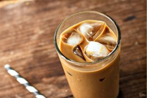 Gevalia Iced Coffee with Almond Milk #GevaliaIcedCoffee