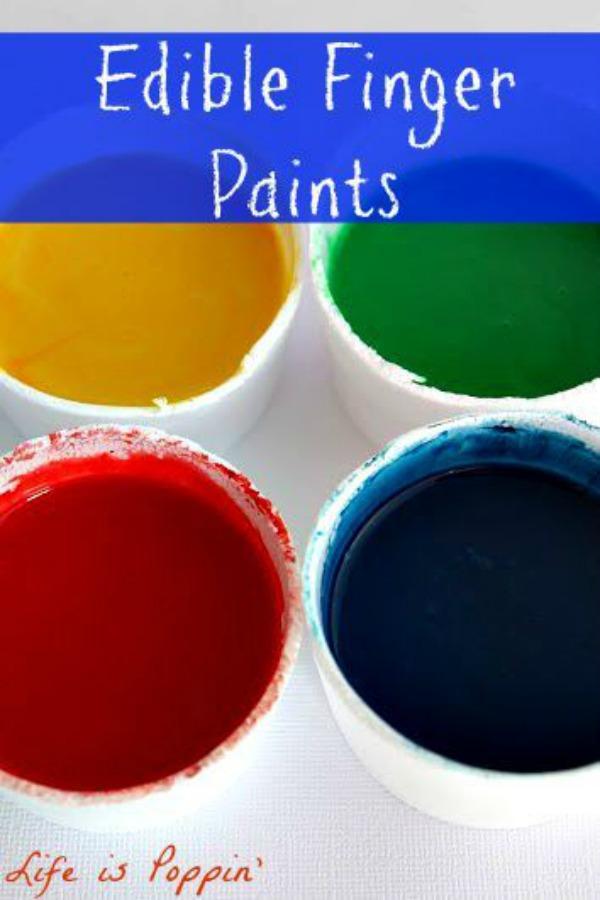 Edible-Finger-Paint
