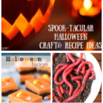 Spook-tacular Halloween Craft & Recipe Ideas